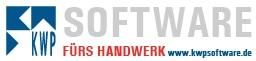 KWP – kaufmännische Software für Ihren Handwerksbetrieb Logo